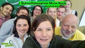 Abschluss Selfie des Kongresses